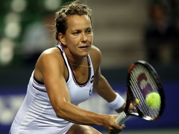 Český tenistka Barbora Strýcová.