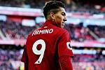 Útočník Liverpoolu Roberto Firmino.