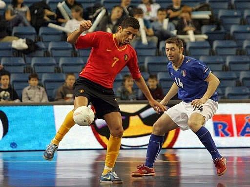 Mistrovství Evropy ve futsalu - ilustrační foto