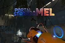 Počítačová hra Portal Stories: Mel.