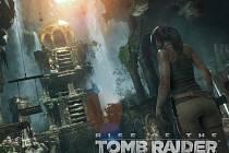 Počítačová hra Rise of the Tomb Raider.