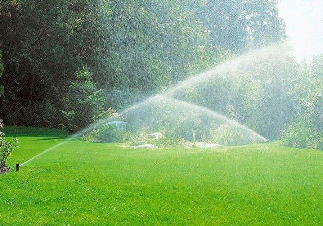 automatické zavlažování zahrady od Gardeny