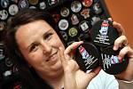 Puky pro hokejové MS v Rusku vyrobila firma GUFEX z Kateřinic.