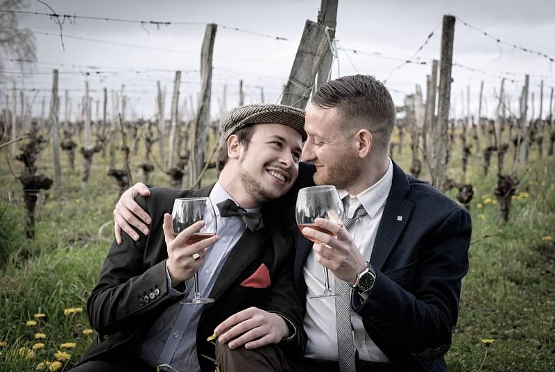 Homosexuální pár - Ilustrační foto