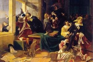 Stavovské povstání začalo druhou pražskou defenestrací v květnu 1618