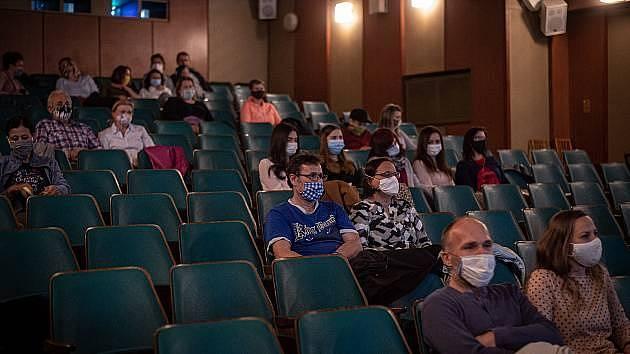 Kino v době koronaviru - Ilustrační foto