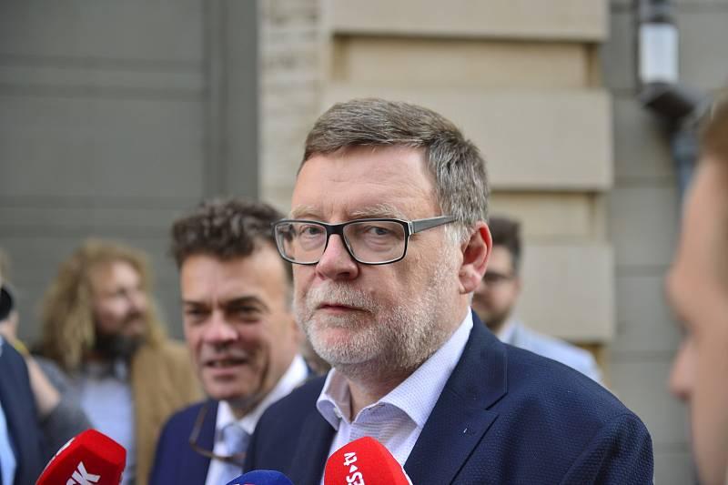 Zbyněk Stanjura přichází do štábu koalice Spolu