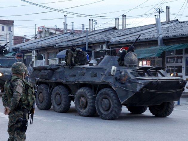 Albánci na jihu Srbska se obávají možného přenesení incidentů z Makedonie.