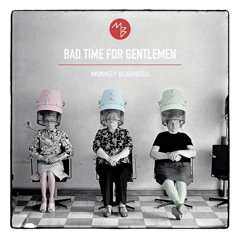 Monkey Business pokřtí začátkem prosince třikrát svou desku Bad Time for Gentlemen v Lucerna Music Baru.