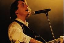 Petr Muk během působení v kapele Shalom