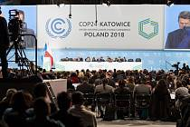 Klimatická konference COP24 v polských Katovicích