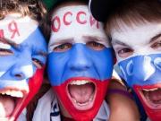 Ruští fotbaloví fanoušci