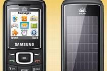Jeden z prvních levných solárních Samsungů
