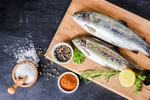 Ryby pro zdraví