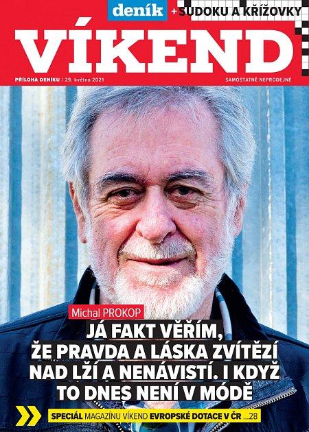 Magazín Víkend vychází 29.května