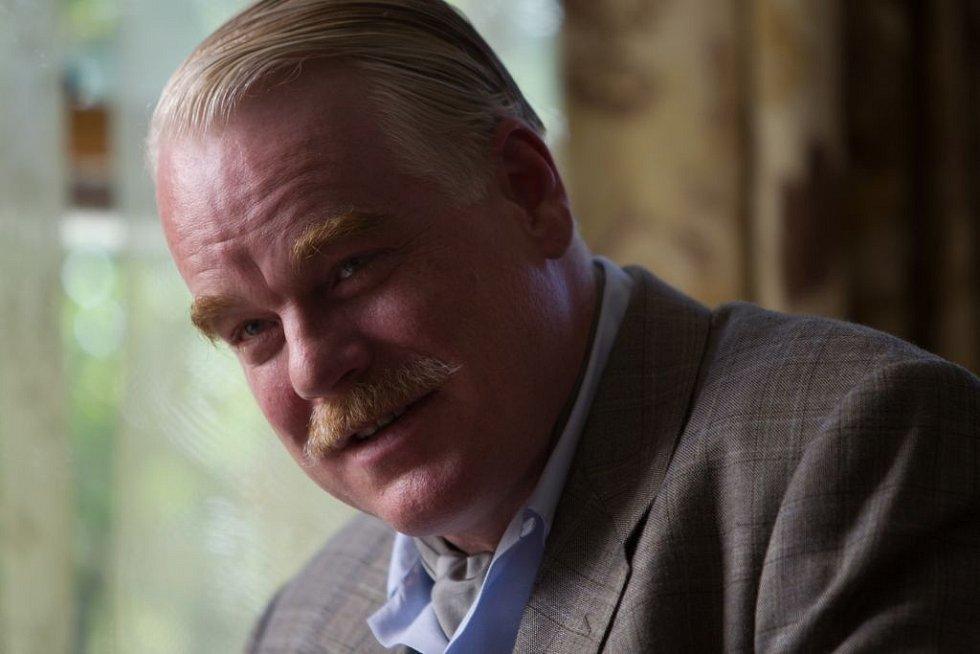 Americký film Mistr s čerstvou oscarovou nominací: Philip Seymour Hoffman