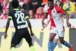 SK Slavia Praha – FC Slovan Liberec. Ibrahima Traore.
