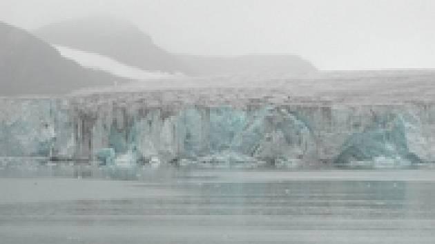 Ledovec - Špicberky