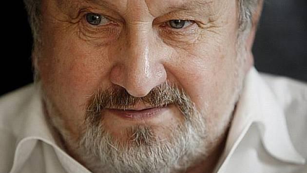 Psychiatr, spisovatel a překladatel Jan Cimický