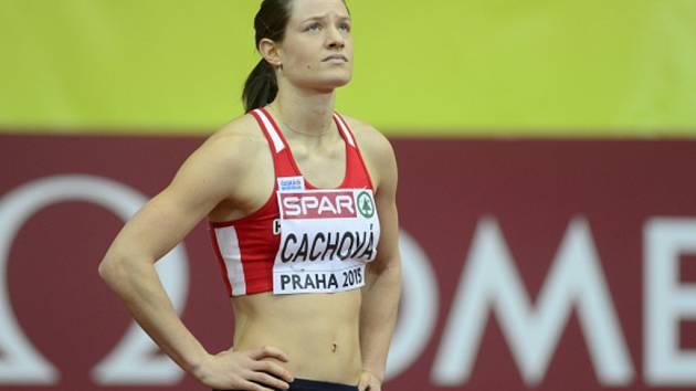 Kateřina Cachová.