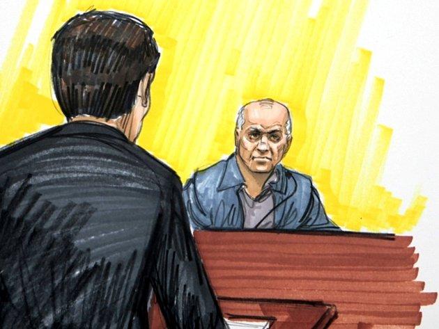 David Coleman Headley u soudu.