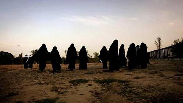 Afghánské ženy. Ilustrační foto