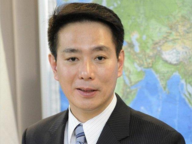 Japonský ministr zahraničí Seidži Maehara.