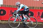Titul světové šampionky v cyklokrosu patří už potřetí za sebou Belgičance Sanne Cantové.