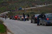 Izraelská armáda zablokovala všechny příjezdové cesty do města Náblus