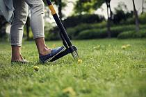 Jarní péče o trávník se vám v létě odmění bohatým travním porostem