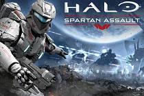 Počítačová hra Halo: Spartan Assault.