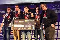 Z turnaje v počítačových hrách BenQ Grunex Challenge 2014.