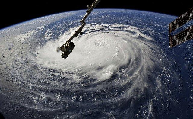 Hurikán Florence.