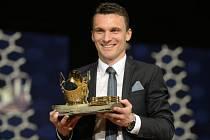 Fotbalista roku 2014: Šťastný vítěz David Lafata