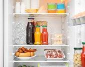 Potraviny by měly být v uzavřených sáčcích či nádobách.