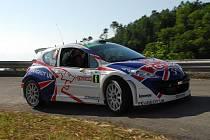 Kris Meeke je novým šampionem rallyového IRC.