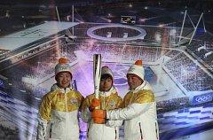 Zimní olympiáda se blíží, tentokrát ji hostí Korea