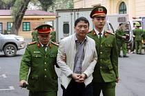 Za únos Trinha Xuana Thanha (na snímku) padl v Německu trest
