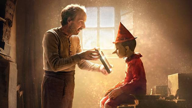 Snímek Pinocchio