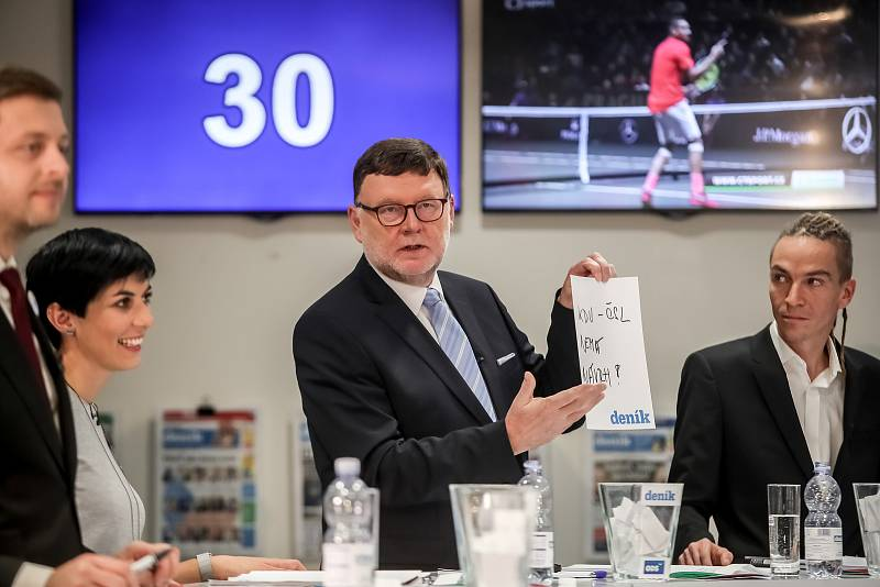 Předvolební debata Deníku: Zbyněk Stanjura