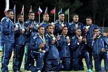 Rugbisté Fidži