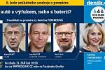 Unikátní debata Deníku. Tentokrát na téma ekologie.