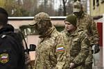 Zadržení ukrajinští námořníci