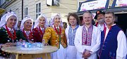 Folklórní festival Etnovir ve Lvově