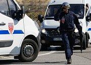Útok ve francouzském městě Trèbes