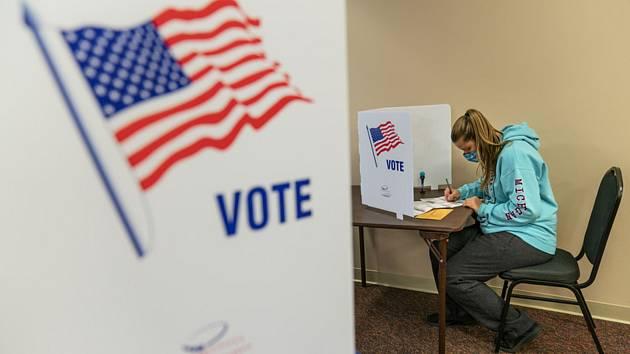 Prezidentské volby v USA