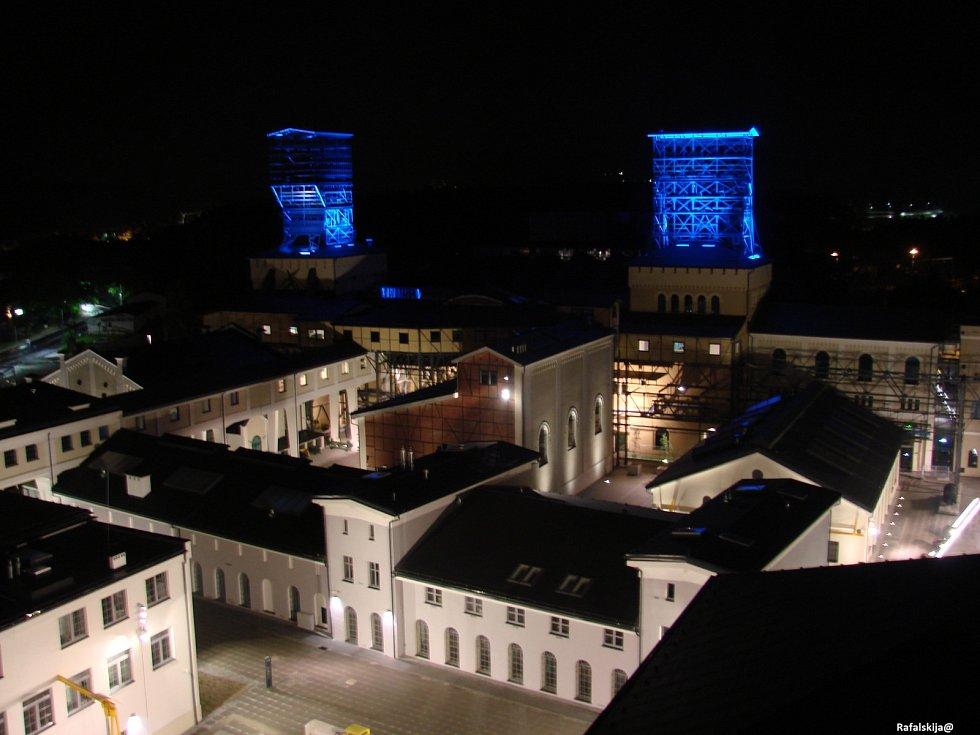 Centrum vědy a umění Stara Kopalnia ve Valbřichu.
