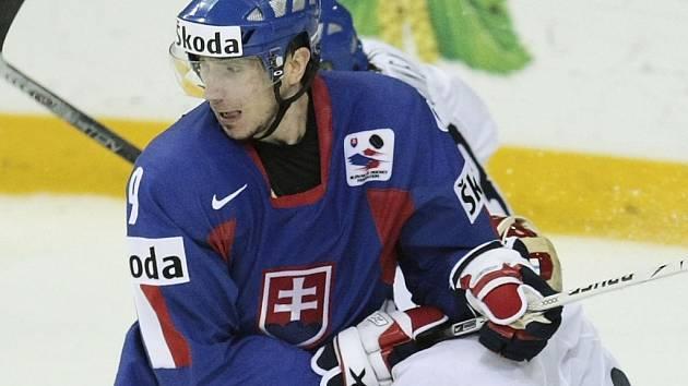 Slováci zvládli i druhý zápas se Slovinskem a udrželi se v elitní skupině.