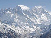 S důsledky globálního oteplování se potýká i národní park Sagarmatha, na jehož území se nachází nejvyšší hora světa.