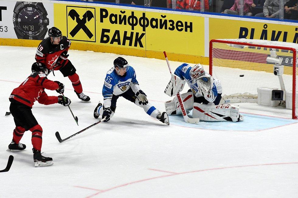 Bratislava 26.5.2019 - Mistrovství světa v Bratislavě - finálový zápas Kanada Finsko